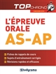 L' EPREUVE ORALE AS AP